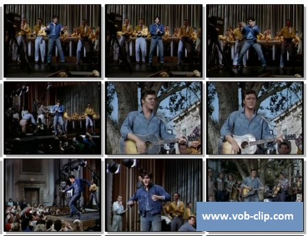 Elvis Presley - Got A Lot O' Livin' To Do (1956) (VOB)