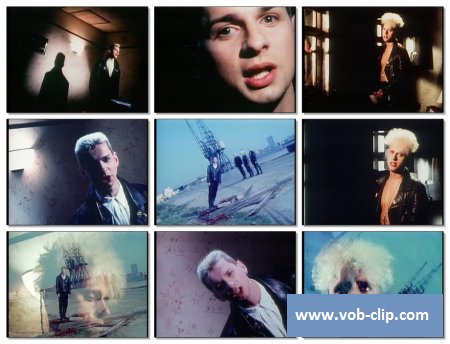 Depeche Mode - Shake The Disease (1985) (VOB)