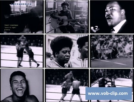 Tracy Chapman - Born To Fight (1989) (VOB)