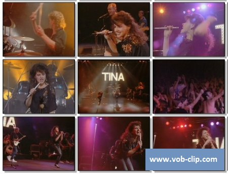 Tina Arena - Turn Up The Beat (1985) (VOB)