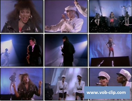 Jaki Graham - Set Me Free (1986) (VOB)