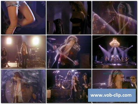 Quireboys - 7 O'Clock (1990) (VOB)