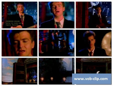 Crowded House - Better Be Home Soon (1988) (VOB)