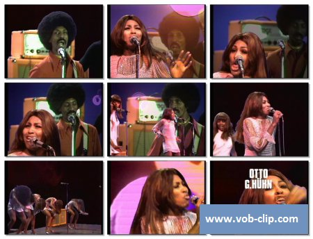 Ike And Tina Turner - Proud Mary (1971) (VOB)