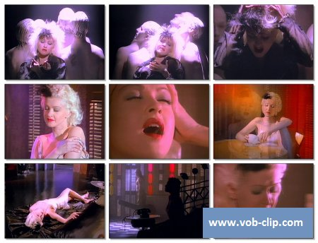 Cyndi Lauper - My First Night Without You (1989) (VOB)
