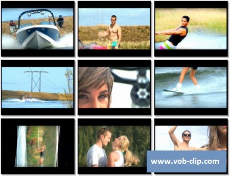 Ocean Drive Feat. DJ Oriska - Without You (Perdue Sans Toi) (MixMash Version) (2009) (VOB)