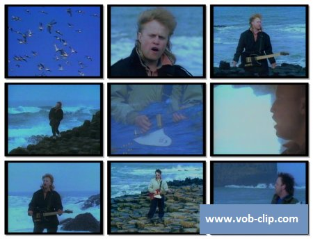 A Flock Of Seagulls - The More Live The More You Love (1984) (VOB)