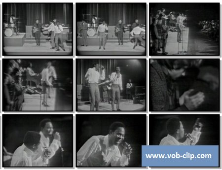 Sam And Dave - Hold On! I'm Comin (1966) (VOB)