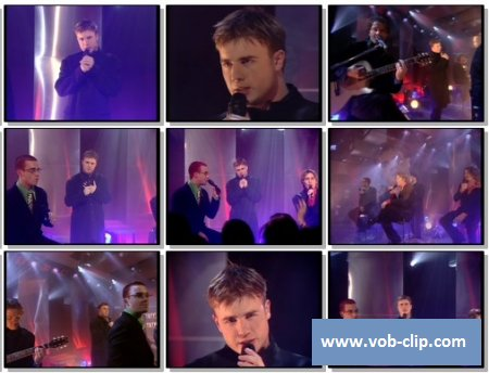 Take That - Back For Good (Top Of The Pops 1995) (1995) (VOB)