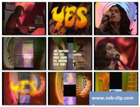 Yes - All Good People (1971) (VOB)