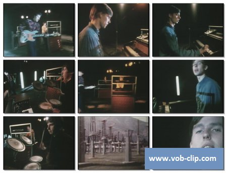 O.M.D. (Orchestral Manoeuvres In The Dark) -  Electricity (1980) (VOB)
