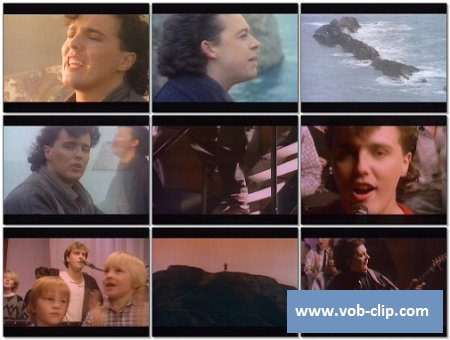 Tears For Fears - Shout (Rock America Version) (1985) (VOB)