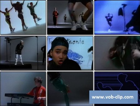 Technotronic - Technotronic - Get Up (Before The Night Is Over) (Def Mix) (1989) (VOB)