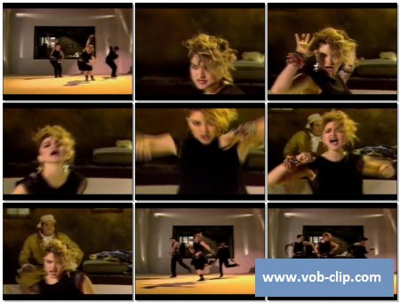 Madonna - Holiday (Studio Footage) (1983) (VOB)