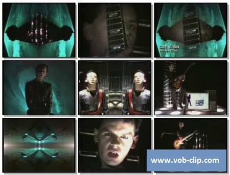 Gary Numan - We Are Glass (1981) (VOB)
