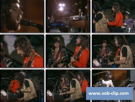Manfred Mann's Earth Band - Father Of Day, Father Of Night (Live In Stockholm) (1973) (VOB)