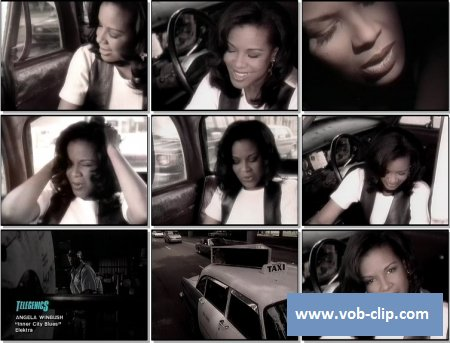 Angela Winbush - Inner City Blues (1994) (VOB)