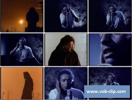 Maxi Priest - Goodbye To Love Again (1988) (VOB)