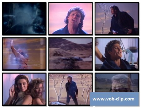 David Hasselhoff - Looking For Freedom (1989) (VOB)