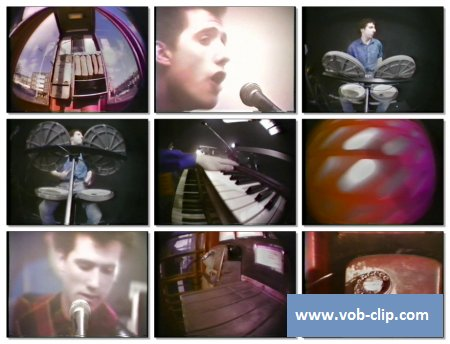 O.M.D. (Orchestral Manoeuvres In The Dark) -  Red Frame/ White Light (1980) (VOB)