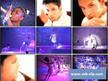 Prince - Betcha By Golly Wow (1996) (VOB)