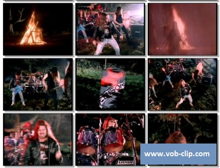 Meliah Rage - The Witching (1990) (VOB)