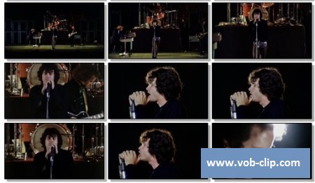 Doors - Hello, I Love You (Live At The Hollywood Bow 68) (1968) (VOB)