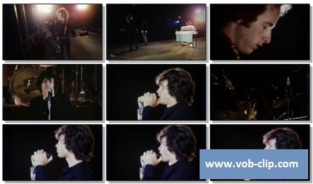 Doors - The End (Live At The Hollywood Bow 68) (1968) (VOB)