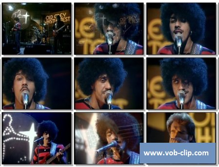 (Thin Lizzy) Phil Lynott - Somebody Elses Dream (1981) (VOB)
