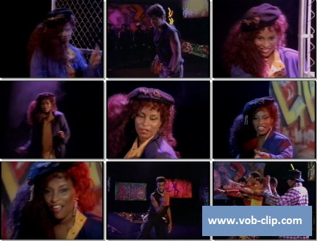 Chaka Khan - I Feel For You (Extended Version) (1984) (VOB)
