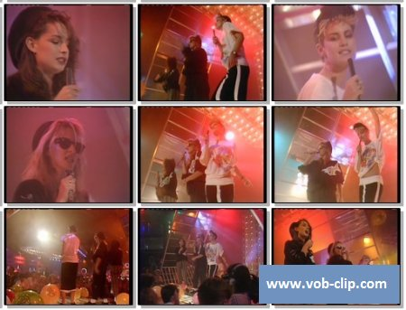 Bananarama - Rough Justice (Top Of The Pops) (1984) (VOB)