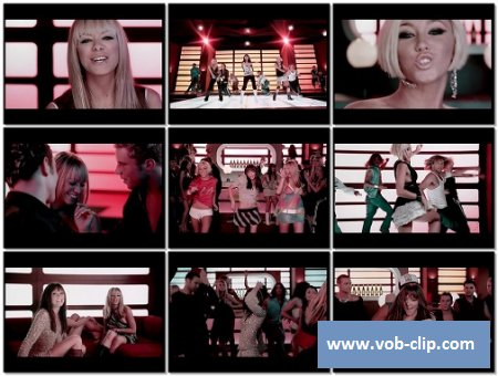 Atomic Kitten - Ladies Night (MixMash Version) (2003) (VOB)