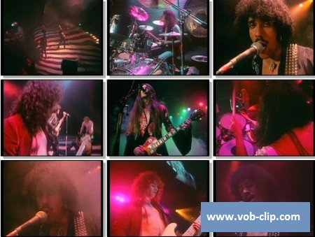 Thin Lizzy - That Woman's Gonna Break Your Heart (Live) (1983) (VOB)