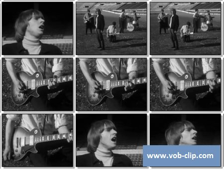 Yardbirds - Shapes Of Things (Clip) (1966) (VOB)