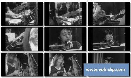 Paul McCartney & Wings - My Love (Tour Rehearsals London) (1973) (VOB)