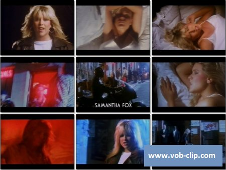 Samantha Fox - I Surrender (To The Spirit Of The Night) (Videopool UK Version) (1987) (VOB)