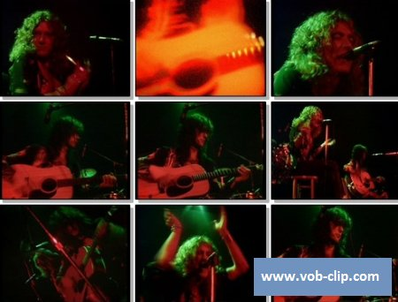 Led Zeppelin - Bron-Yr-Aur Stomp (Live In Earl's Court, London,UK) (1975) (VOB)