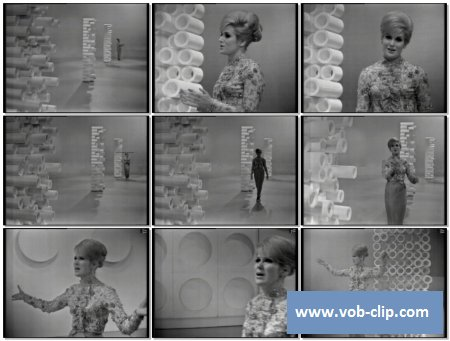 Dusty Springfield - I Just Dont Know What To Do With Myself (1964) (VOB)
