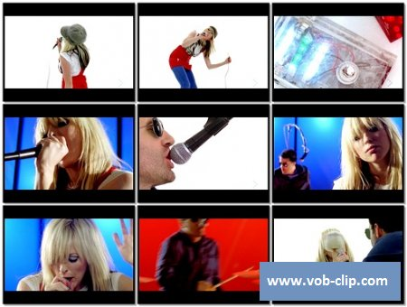 Ting Tings - That's Not My Name (MixMash Version) (2008) (VOB)