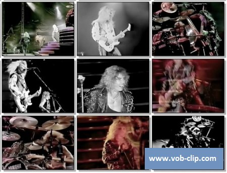 Whitesnake - Slide It In  (Live At Donington) (1990) (VOB)
