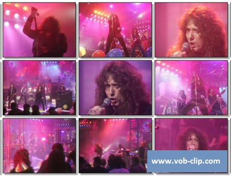 Whitesnake - Give Me More Time (Tops Of The Pops) (1984) (VOB)