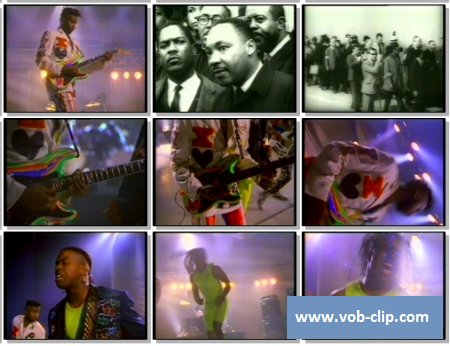 Living Colour - Cult Of Personality (1989) (VOB)