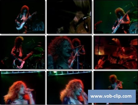 Led Zeppelin - In My Time Of Dying (Live In Earl's Court, London,UK) (1975) (VOB)