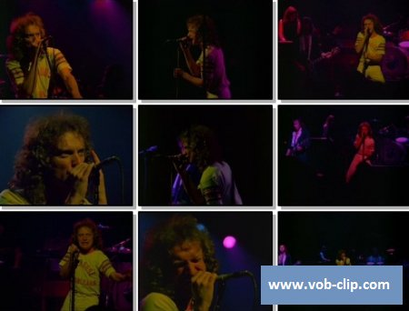 Foreigner - Double Vision  (Live At The Rainbow Theatre, London) (1978) (VOB)