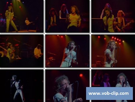 Foreigner - Hot Blooded (Live At The Rainbow Theatre, London) (1978) (VOB)
