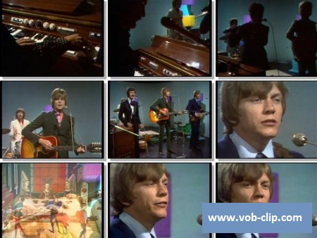 "Moody Blues - House Of Four Doors (BBC, ""Colour Me Pop""TV Show) (1968) (VOB)"