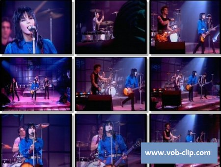 Joan Jett And The Blackhearts - Crimson And Clover (From Top Pop) (1982) (VOB)