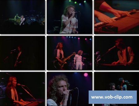 Foreigner - Cold As Ice (Live At The Rainbow Theatre, London) (1978) (VOB)