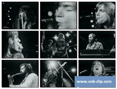 Moody Blues - I'm Just A Singer In A Rock And Roll Band (Screenplay Version) (1972) (VOB)