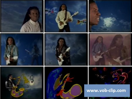 Eddy Grant - Put A Hold On It (1988) (VOB)